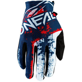 O'Neal Matrix Gloves Impact black/neon yellow